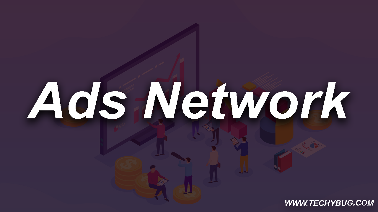 ads network to monetize your website